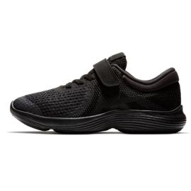 Czarne Buty Nike Revolution 4 Ps 943305-004