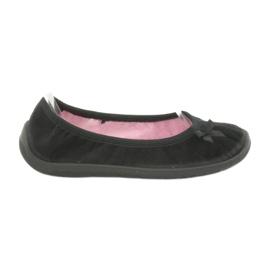 Befado obuwie dziecięce 980Y070 czarne