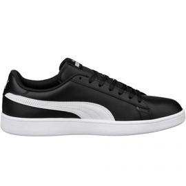 Czarne Buty Puma Smash v2 L M 365215 04