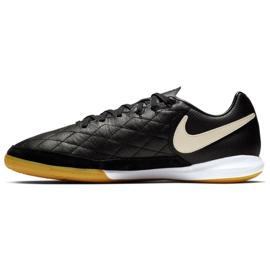 Buty halowe Nike Tiempo Lunar LegendX 7 Pro 10R Ic M AQ2211-027 czarne czarne