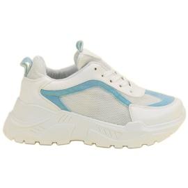 Damskie Buty Sportowe białe
