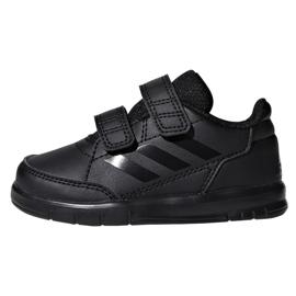 Czarne Buty adidas AltaSport Cf I D96847