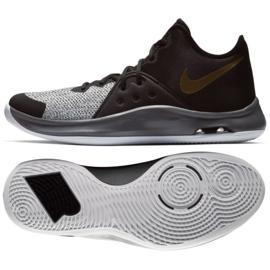 Buty koszykarskie Nike Air Versitile Iii M AO4430-005 czarne wielokolorowe