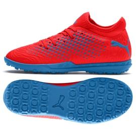 Buty piłkarskie Puma Future 19.4 Tt Jr 105558 01