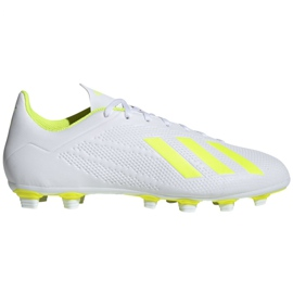 Buty piłkarskie adidas X 18.4 Fg M BB9377