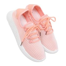 Buty sportowe różowe NB283P-ST Pink