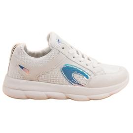 Marquiz Białe Sneakersy