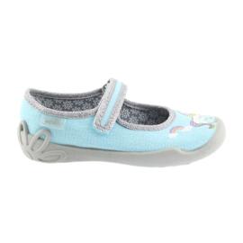 Befado obuwie dziecięce 114X331 konik