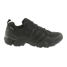 Czarne buty sportowe Atletico 8008