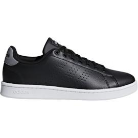Czarne Buty adidas Advantage M F36431