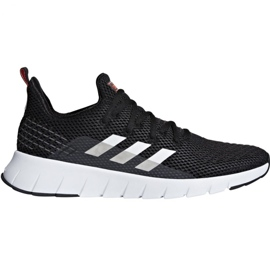 Buty adidas Asweego Run M F37038 czarne