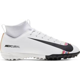 Buty piłkarskie Nike Mercurial Superfly X 6 Academy Tf Jr AJ3112-109