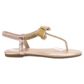 3969610eb09ff1 Ipanema sandały buty damskie z kwiatami 82662 - ButyModne.pl