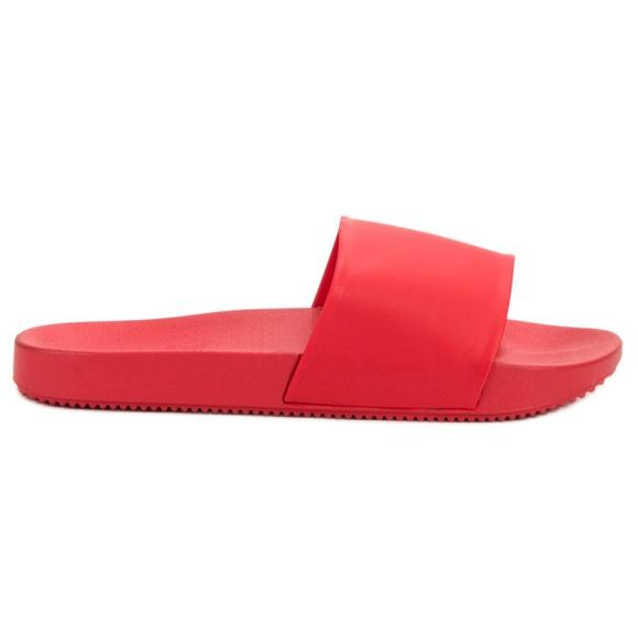 Seastar Czerwone Klapki