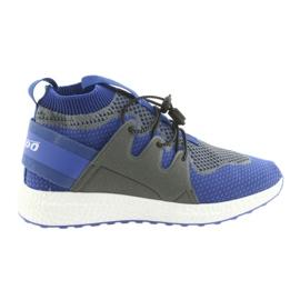 Befado obuwie dziecięce  516Y029 blue
