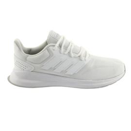 Białe Buty adidas Runfalcon M F36211