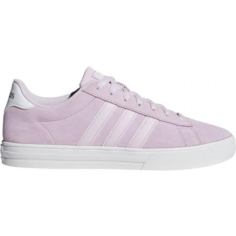 Buty damskie adidas Daily 2.0 W F34740 różowe