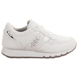 SHELOVET białe Damskie Buty Sportowe