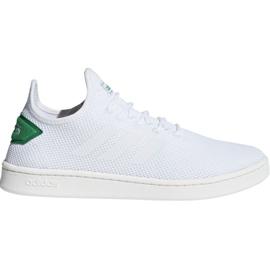Białe Buty adidas Court Adapt M F36417