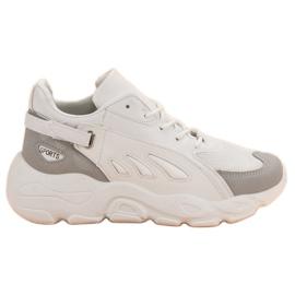 Primavera Białe Sneakersy