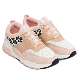 Buty sportowe różowe JRX308 Pink