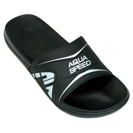 Klapki Aqua-Speed Dakota M kol.7 czarne