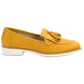 Żółte Mokasyny VICES