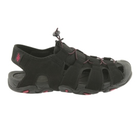 Sandały 4f M H4L18-SAM003 czarne