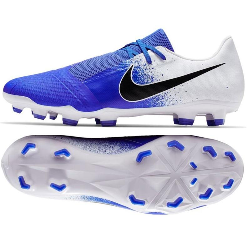 Buty piłkarskie Nike Phantom Venom Academy Fg M AO0566-104 wielokolorowe niebieskie
