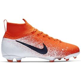 Buty piłkarskie Nike Mercurial Superfly 6 Elite Fg Jr AH7340-801