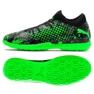 Buty piłkarskie Puma Future 19.4 Tt M 105548 03 czarny, zielony zielone