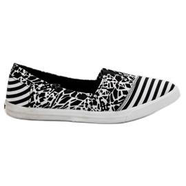 Sweet Shoes Slipony Ze Wzorem