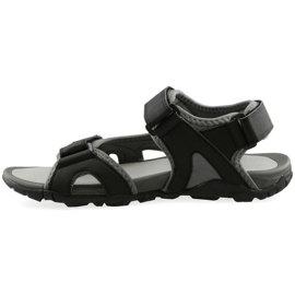 Sandały 4F M H4L19-SAM003 20S czarny czarne