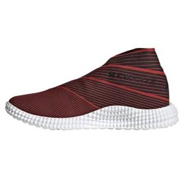 Buty piłkarskie adidas Nemeziz 19.1 Tr M F34731 czerwone czerwony