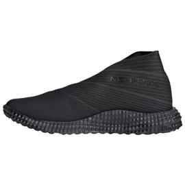 Buty piłkarskie adidas Nemeziz 19.1 Tr M F34733 czarne czarny