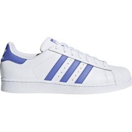 Białe Buty adidas Superstar M G27810