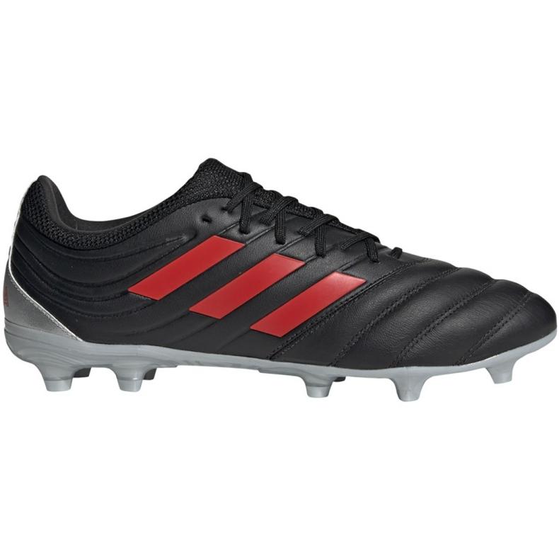Buty piłkarskie adidas Copa 19.3 Fg M F35494 czarne czarne