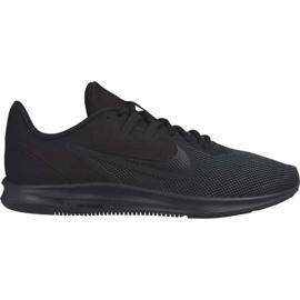 Czarne Buty biegowe Nike Downshifter 9 M AQ7481-005