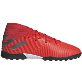 Buty piłkarskie adidas Nemeziz 19.3 Tf Jr F99941