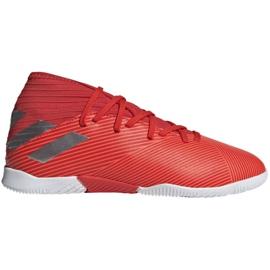 Buty halowe adidas Nemeziz 19.3 In Jr F99945
