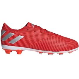 Buty piłkarskie adidas Nemeziz 19.4 FxG Jr F99948