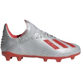 Buty piłkarskie adidas X 19.1 Fg Jr F35683