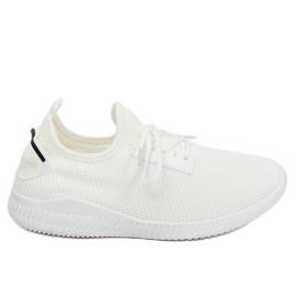 a3a8ba8e Buty sportowe białe 7762-Y White