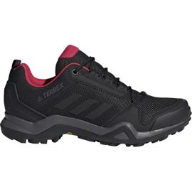 Czarne Buty trekkingowe adidas Terrex AX3 Gtx W BC0572