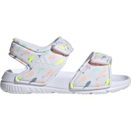 Sandały adidas Altaswim I Jr F34793 białe