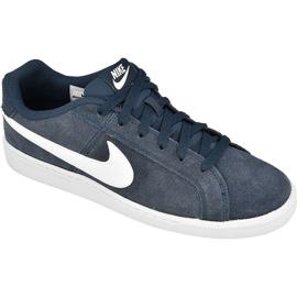 Buty Nike Sportswear Court Royale Suede M 819802-410
