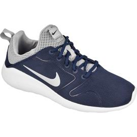 Buty Nike Sportswear Kaishi 2.0 M 833411-401 granatowe szare