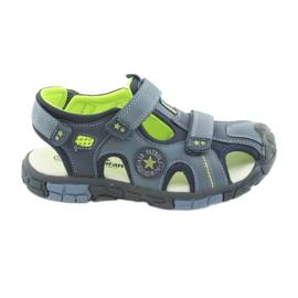 American Club Buty dziecięce sandałki z wkładką skórzaną American DR02