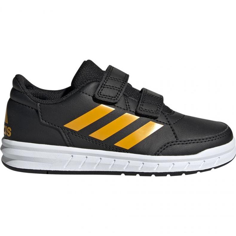 Adidas Buty AltaSport Cf K Jr G27087 czarne