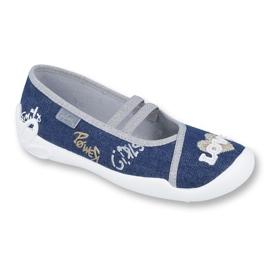 Befado obuwie dziecięce 116Y258